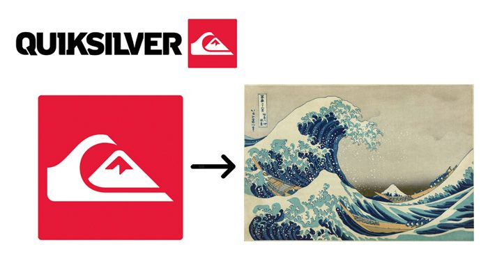 Quiksilver. It s actually a stylized version of famous woodblock print The  Great Wave of Kanagawa. 73d53eb713f