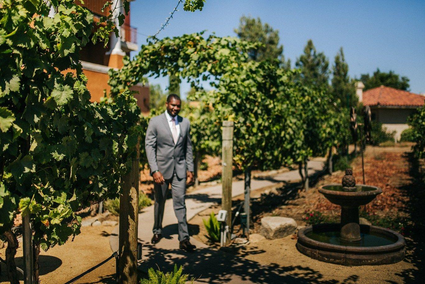 Lorimar Winery Wedding Winery wedding venue, California