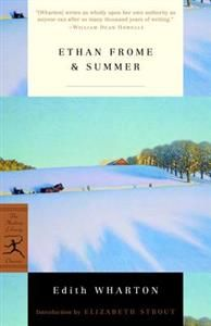 Edith Wharton: Ethan Frome & Summer (Yhteisnide, 6,20€)