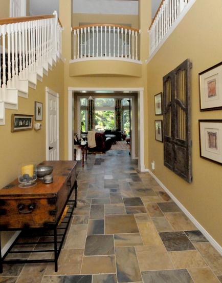 California Gold Slate Flooring   Slate Tiles