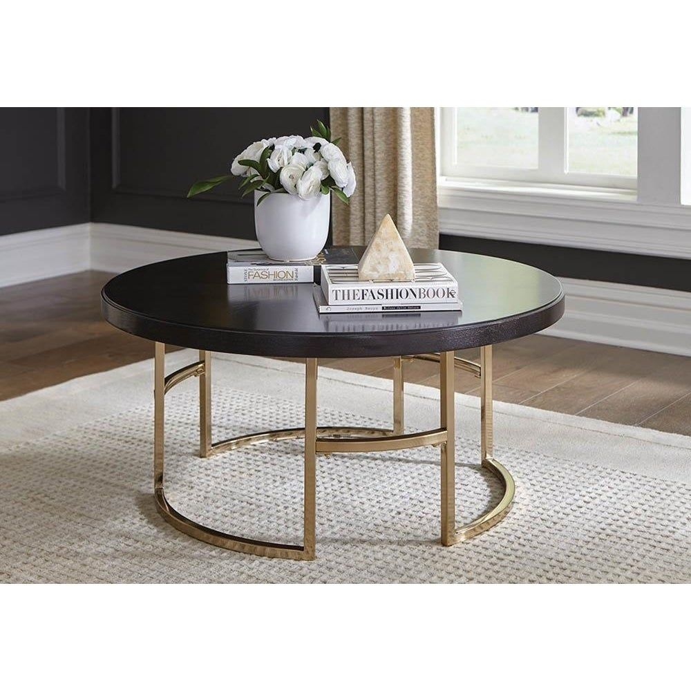 Our Best Living Room Furniture Deals Coffee Table Round Coffee Table Brass Round Coffee Table [ 1000 x 1000 Pixel ]