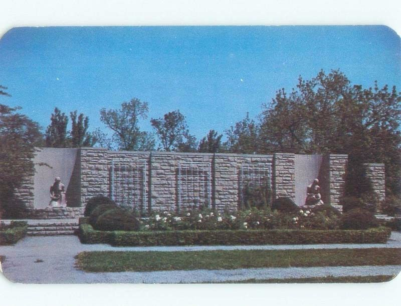 Unused Pre 1980 Park Scene Kansas City Missouri Mo C7553 Ebay