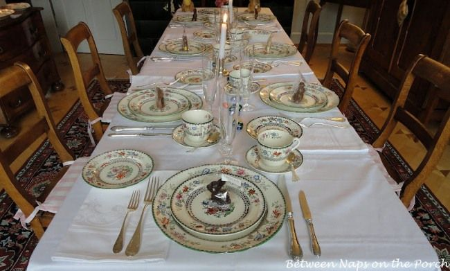 Remarkable Traditional German Table Setting Ideas - Best Image ...