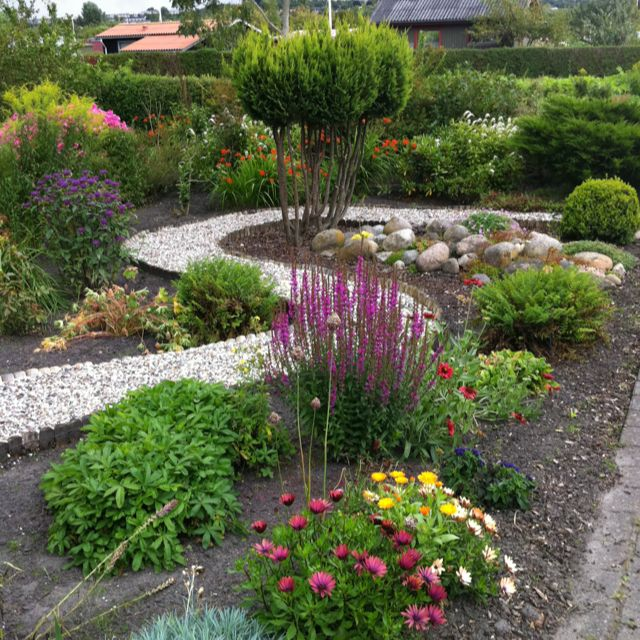 60 Beautiful Front Yard Rock Garden And Landscaping Ideas: Landscaping With Rocks, Garden