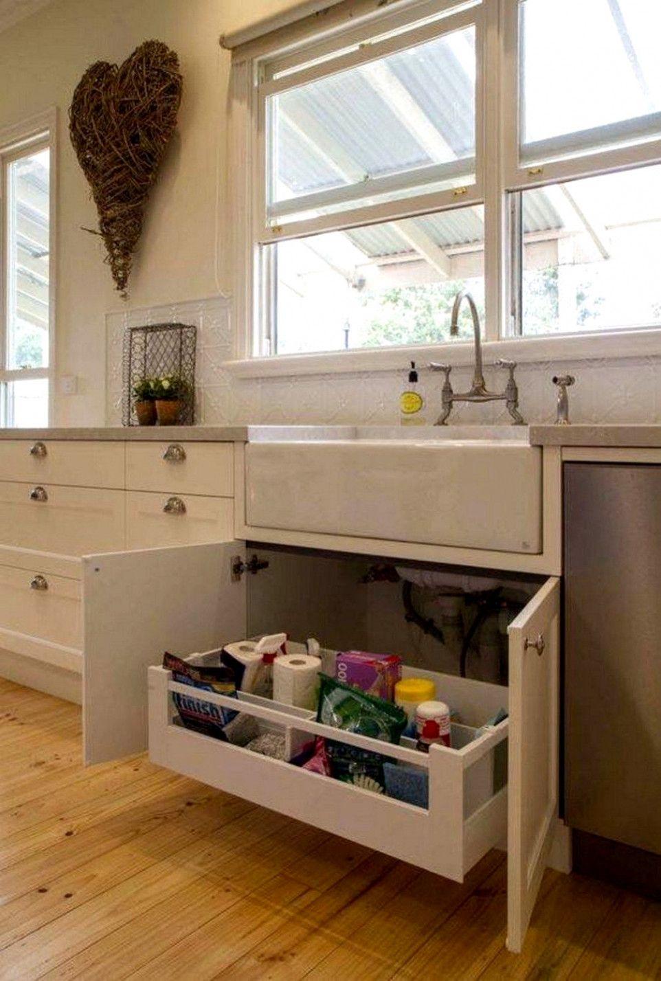 Useful Kitchen Cabinets For Storage 9 WhiteKitchen   Kitchen ...