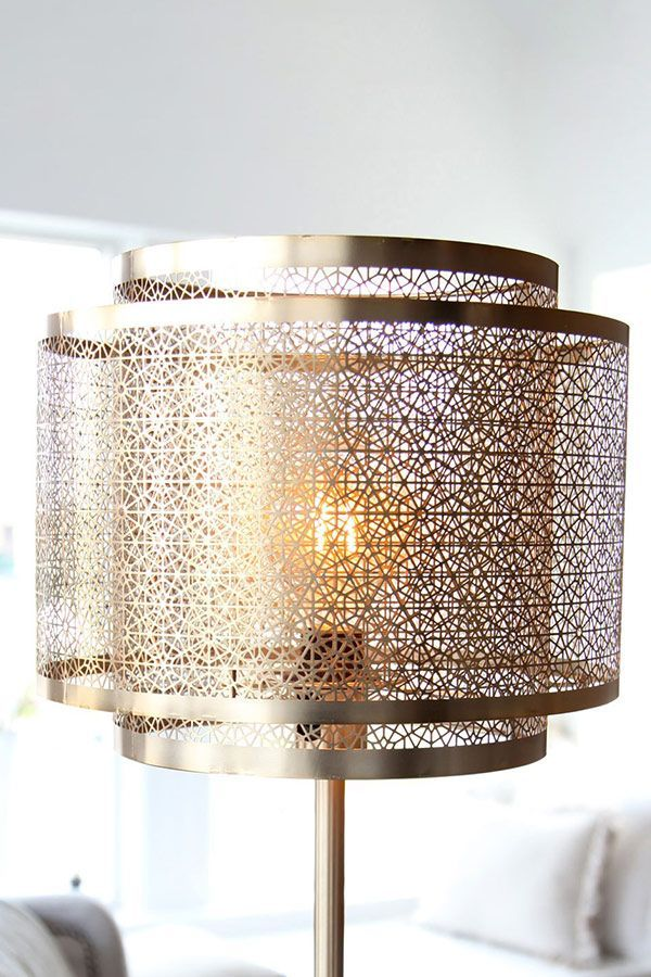By Rydens Hermine Stehleuchte Dunkleinnenraume Lamp Shade Home