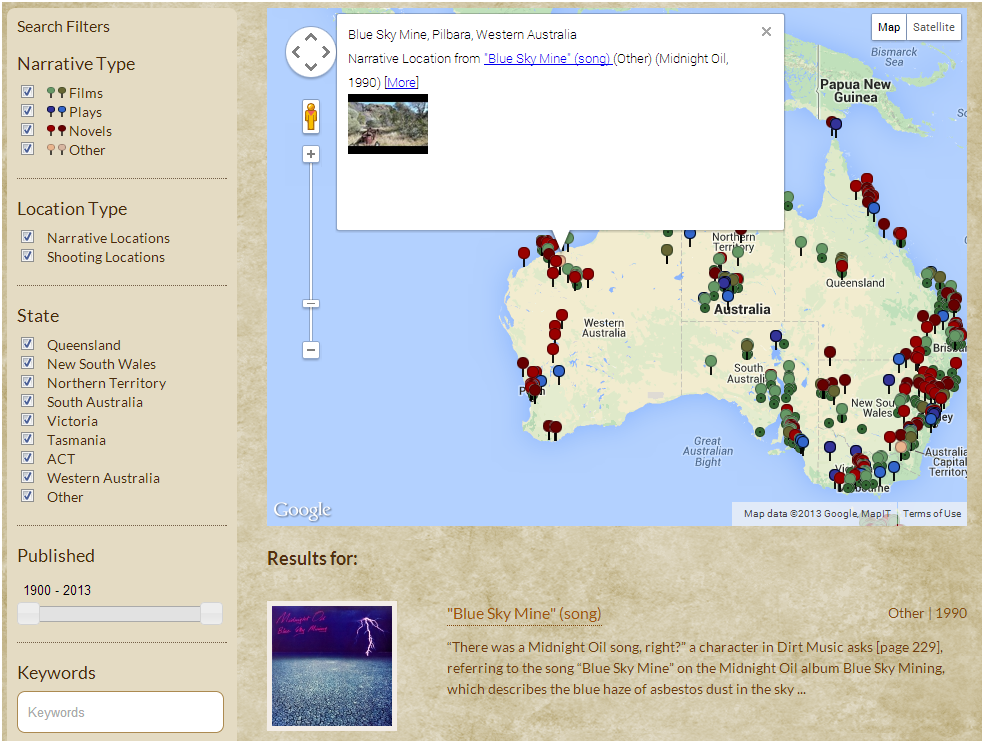 Interactive google maps the cultural atlas of australia custom interactive google maps the cultural atlas of australia gumiabroncs Image collections