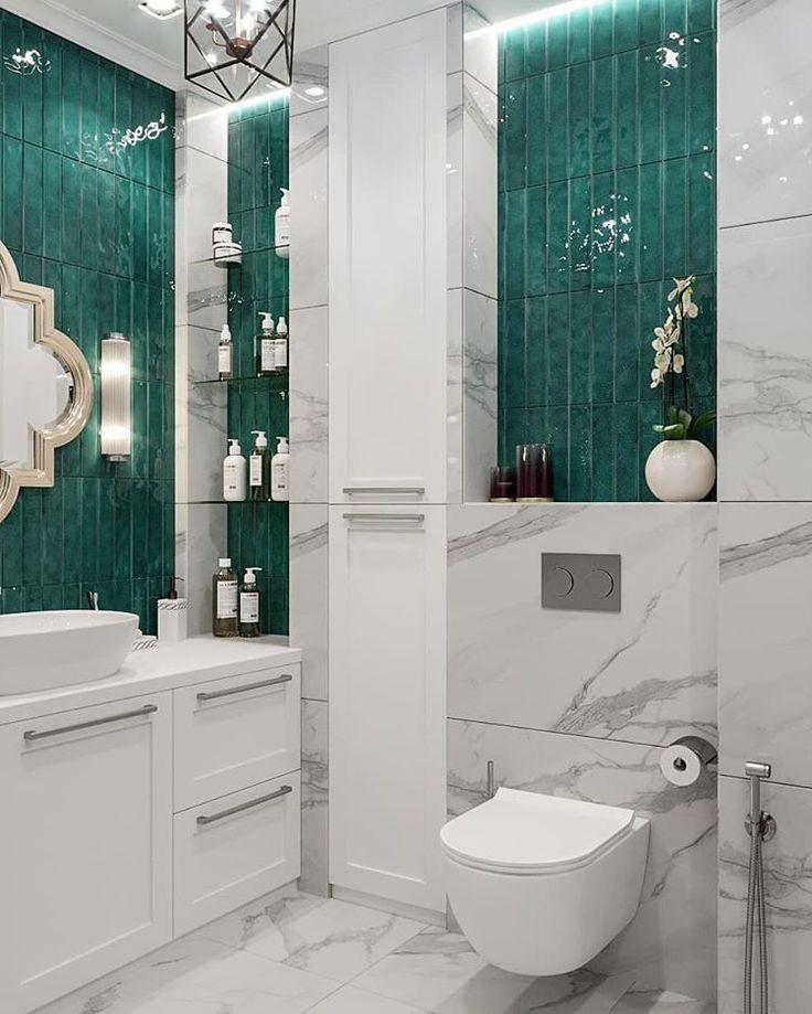 Neues Bad Aus Dem Aktuellen Projekt Flache 5 Luxusbadezimmer Badezimmer Grun Badezimmer Renovieren