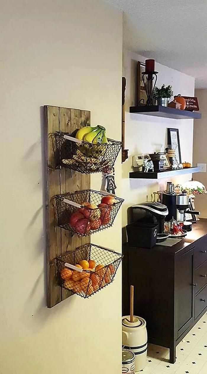 Exciting Ways to Make Use of Pallet Wood in DIY Items | Küche ...