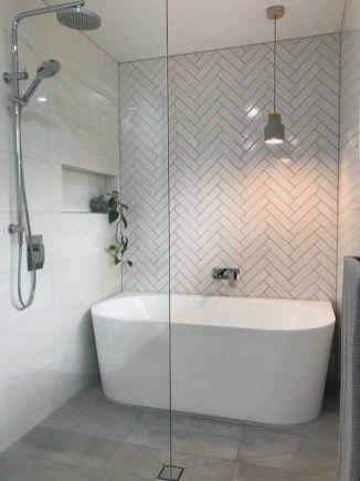 Beautiful Bathroom Shower Remodel Ideas 00020 Modern Bathroom Renovations Modern Bathroom Bathroom Remodel Shower