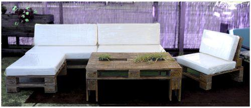 Muebles de palets en sevilla muebles ecologicos de dise o for Muebles a medida sevilla