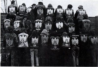 Eagles MC, North London, circa 1969 | Bikers | Motorcycle clubs
