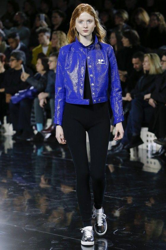 Fashion Show Courrèges F/W '16