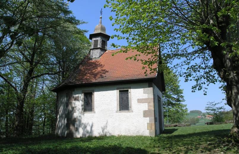Steinkapelle Poppenhausen Wasserkuppe