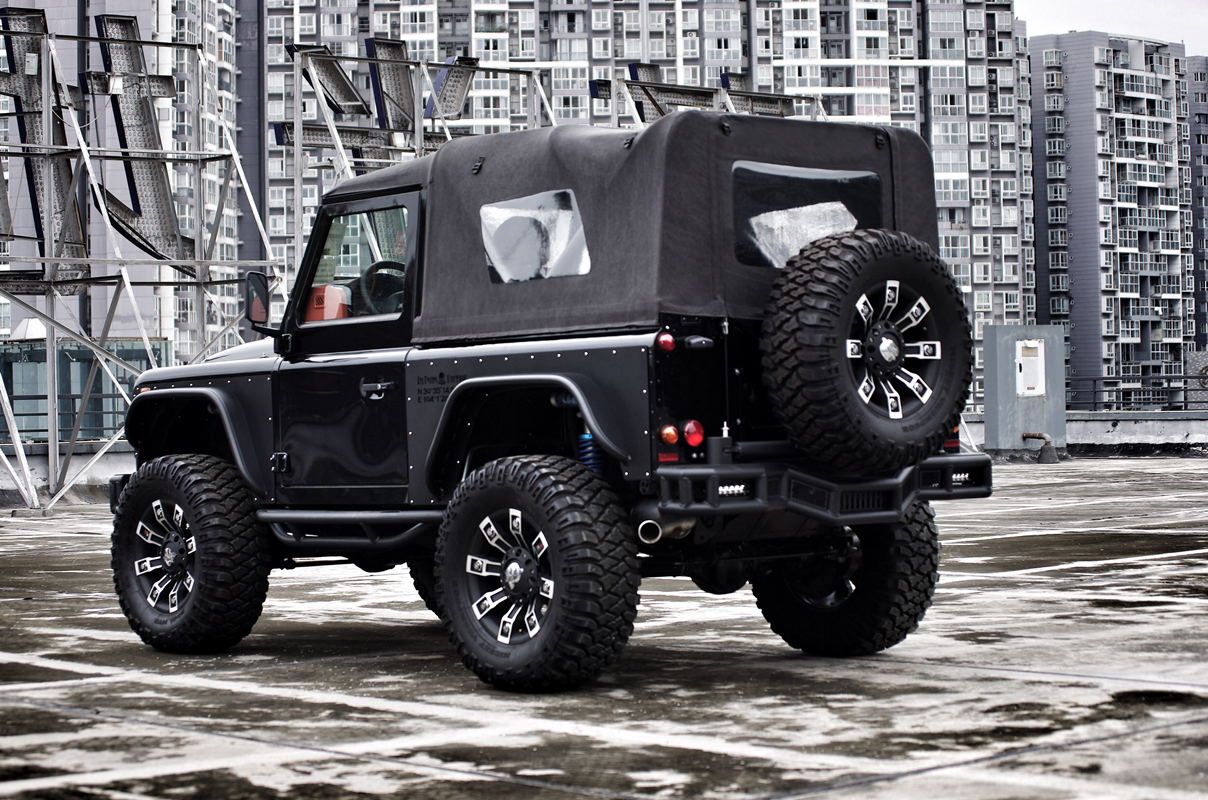 Modification case, made in TOPFIRE | Land rover defender ...