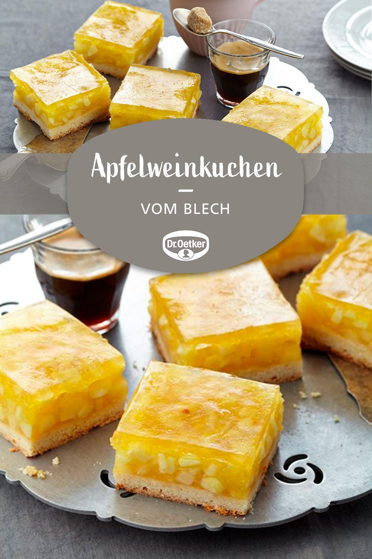 Deutschland Kuchen Blech