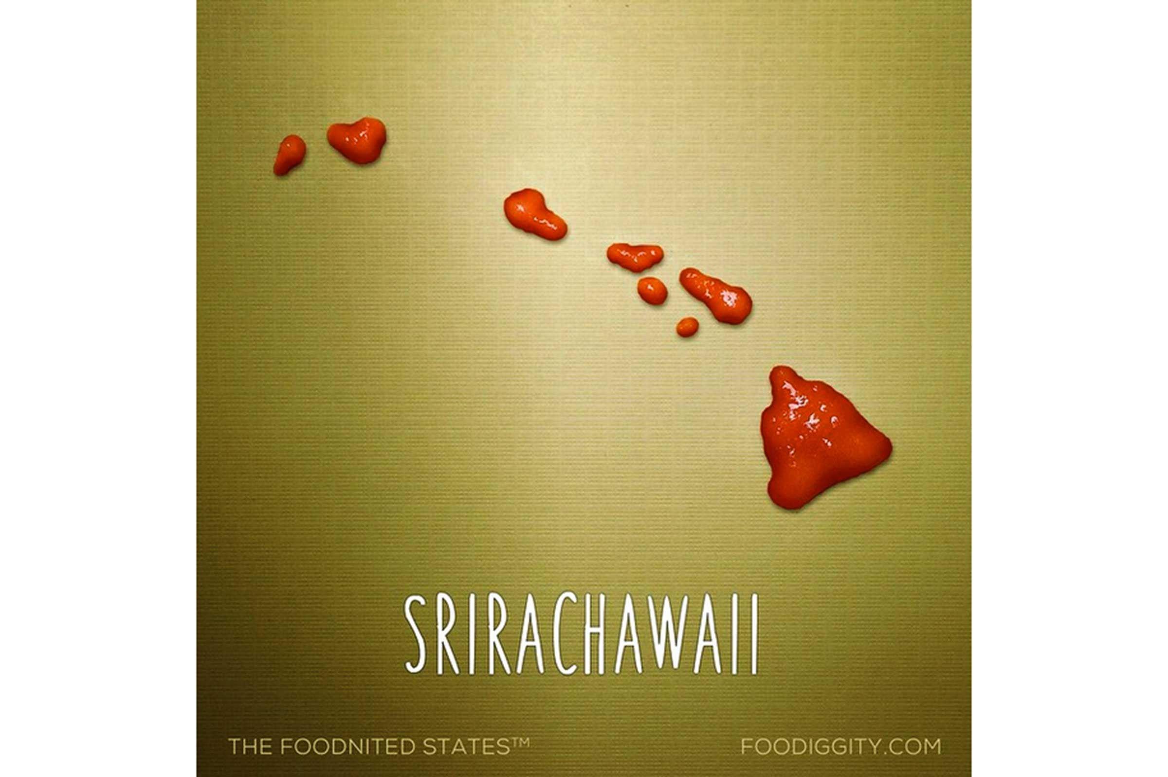 Srirachawaii