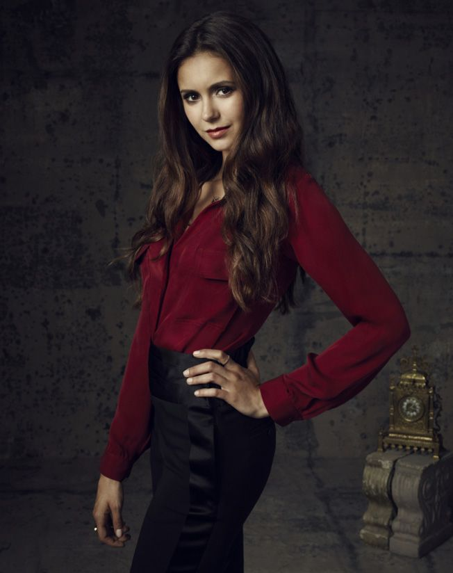 My Obsession (TVD) is back! yeah!