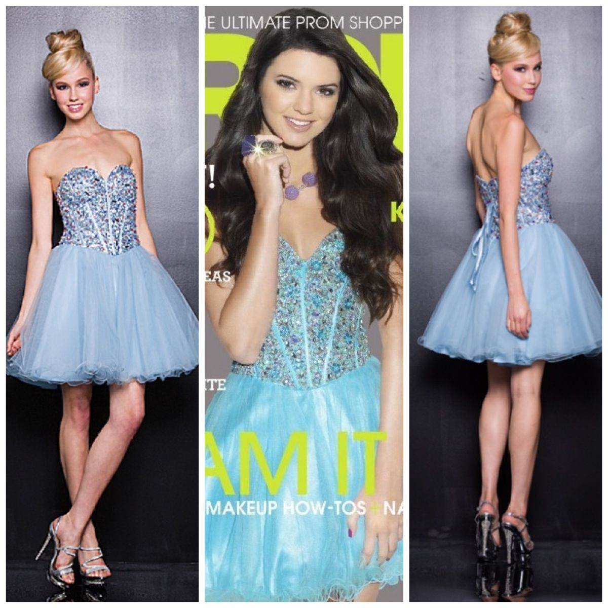 Hey Kendall Jenner, we love your dress!! Get it with us at La Reign ...