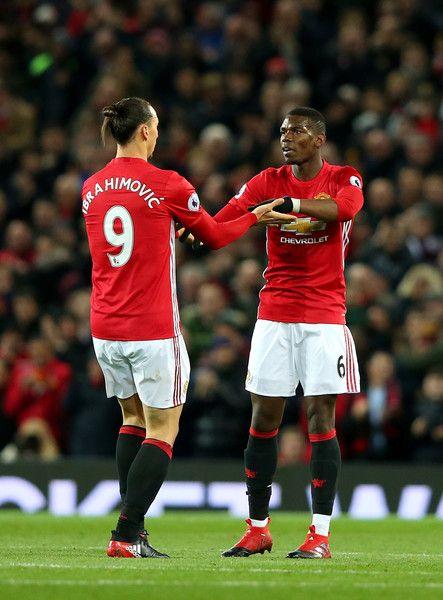 Paul Pogba Photos Photos Manchester United V West Ham United Premier League Manchester United Premier League Matches Manchester
