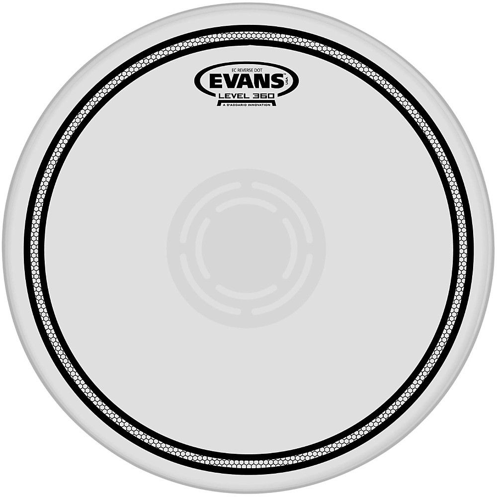 """Evans ST Super Tough Snare Batter Drum Head Skin 13 14/"""""""