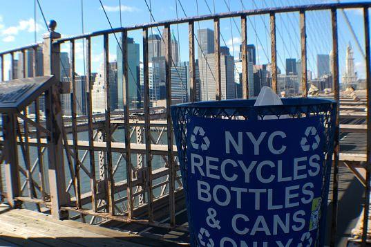 New York S Recycling Program Finally Getting Expanded Recycling Recycling Programs Household Hazardous Waste