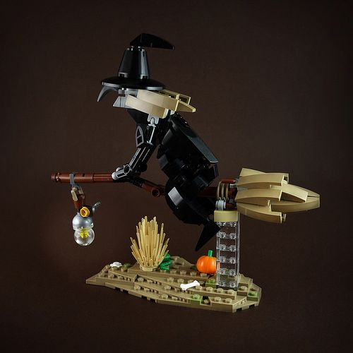 ~ Lego Mocs Holidays ~ Halloween ~ The Witch of the Waste-2 | by LEGO 7