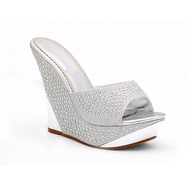 Beaded Womens Platforms Style FS-804-836 by Helens Heart