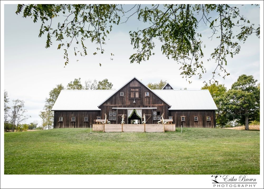 The Barn at Kennedy Farm | Winter wedding venues, Indiana ...