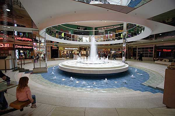 The Biggest Malls In The World Skyscrapercity Indoor Water Features Mall Public Architecture