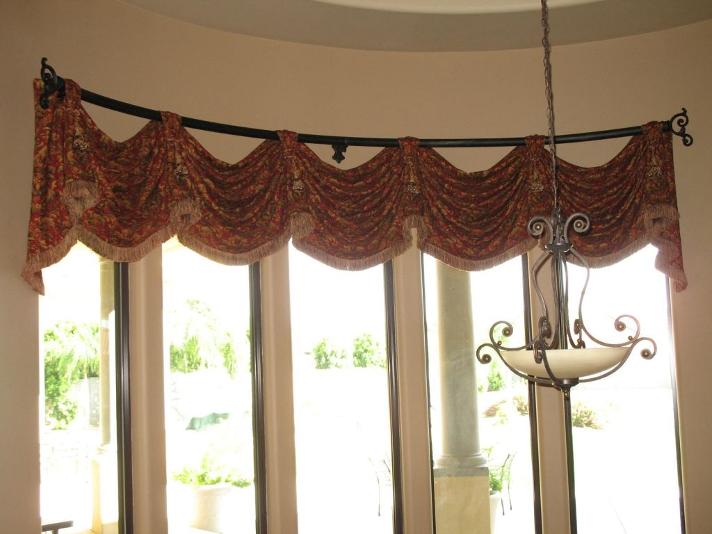 curved valance google search curtains pinterest valance window treatments for bay windows 5 options for bay window bow window treatments