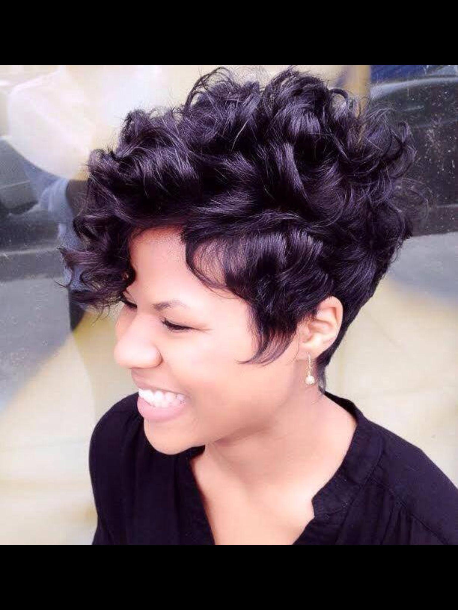 Cute curly hawk hairstyles i like pinterest curly short hair