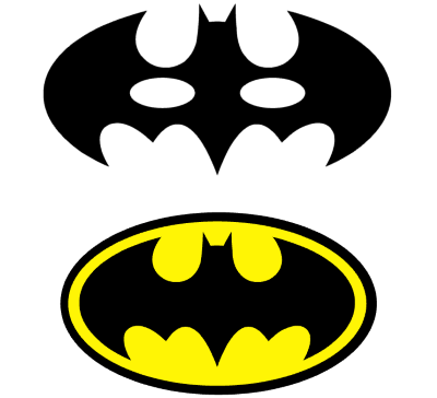 Photo Booth props  Batman mask and emblem. Free Silhouette cut file.   Silhouette 8aa7b17fdb
