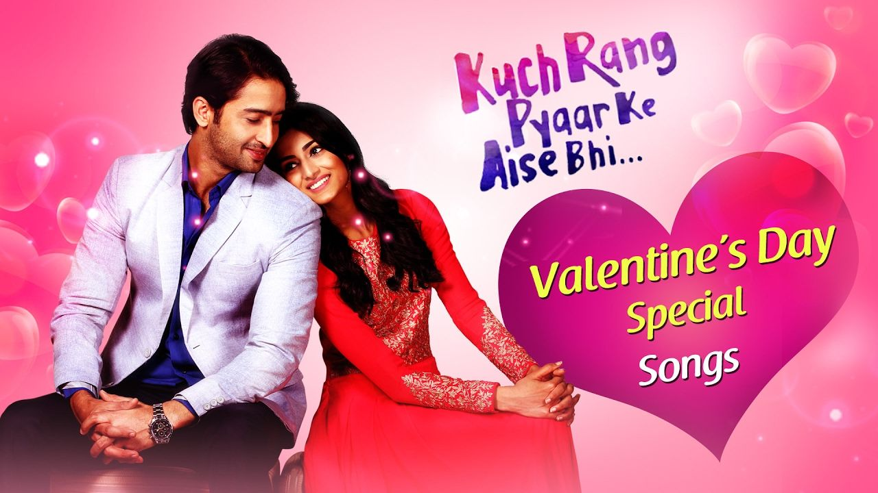 Valentine S Day Special Kuch Rang Pyar Ke Aise Bhi All Romantic Son With Images Bollywood Movie Songs Movie Songs Songs