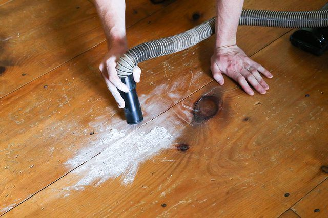 How To Clean Drywall Dust From Hardwood Floors Hunker Cleaning Wood Floors Cleaning Dust Cleaning Walls