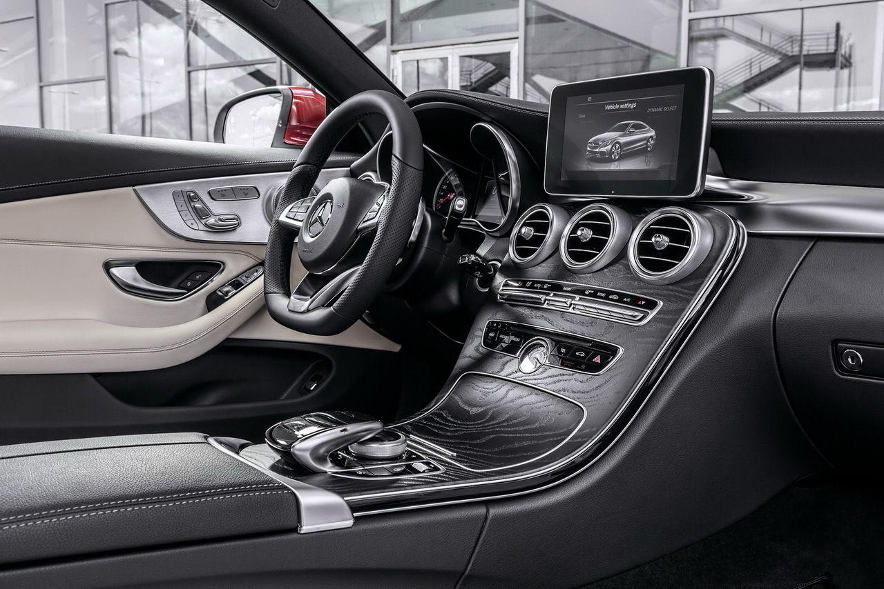 Intérieur Mercedes Classe C Coupé 2015 | Mercedes C | Pinterest ...