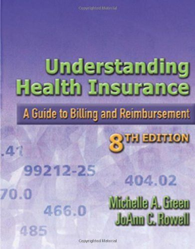 Understanding Health Insurance A Guide To Billing And Reimbursement Health Insurance Health Insurance Plans Private Health Insurance