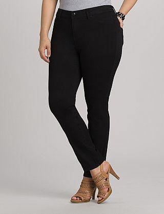 f6942d4dc51cd5 roz & ali jeggings skinny pant at dressbarn   Shopping   Plus size ...
