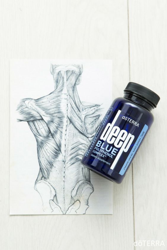 Take Care Of Yourself Inside Out With Deep Blue Polyphenol Complex