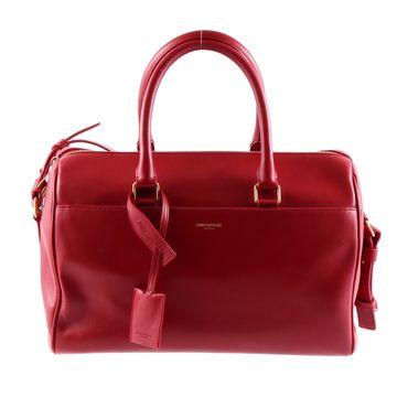 Duffle Bag Second Hand Duffle Bag Gebraucht Fur 1 100 00 Handtasche Leder Taschen Saint Laurent