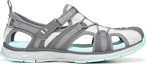 f2c4721715f4 Dr. Scholl s Women s Shoes in Gray Color. The Archie Memory Foam Fisherman  Sandal from