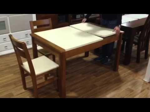 Podemos hacer una mesa para el comedor fácilmente y muy ...