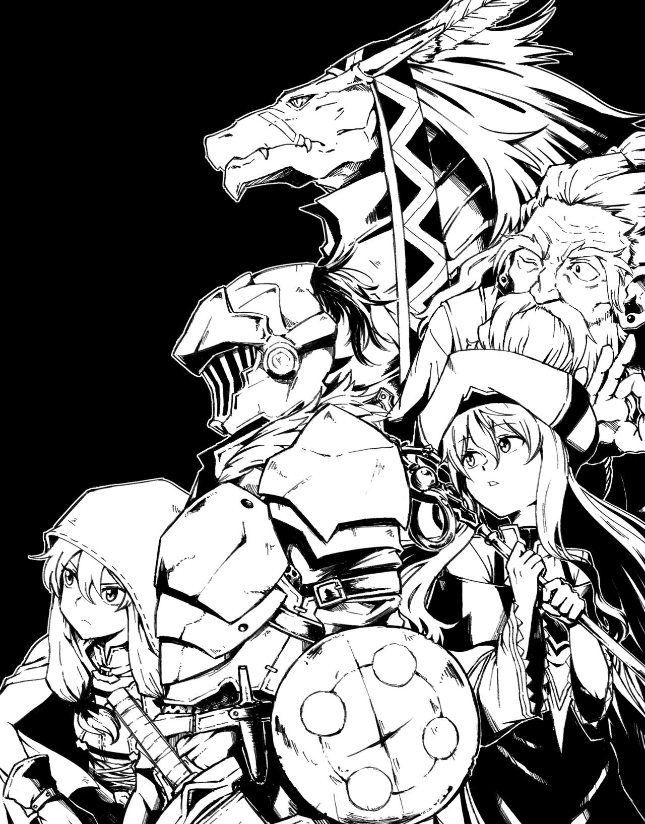 Goblin Slayer By Impactfuma Tumblr Goblin Slayer Anime