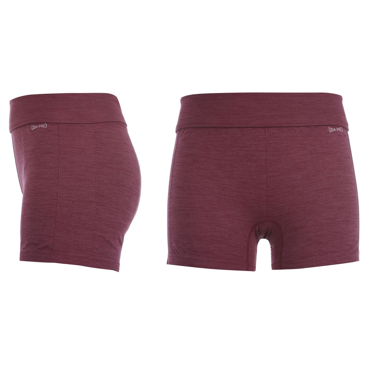 USA Pro Hot Yoga Ladies Shorts    Now £9  fitness  96ed7a7a4d0b