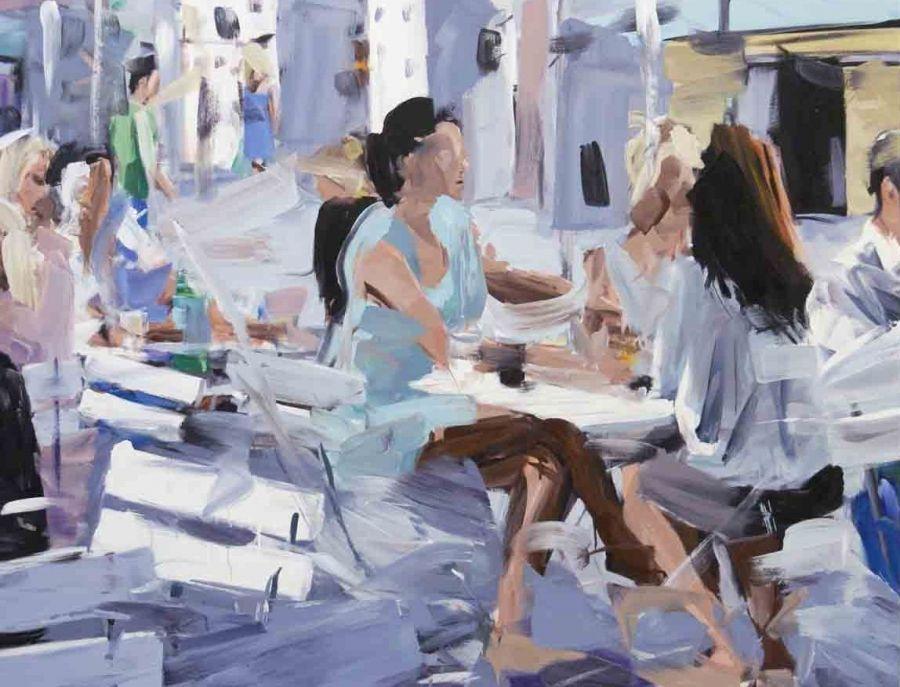 Alireza Varzandeh Info Galerie Barbara Von Stechow