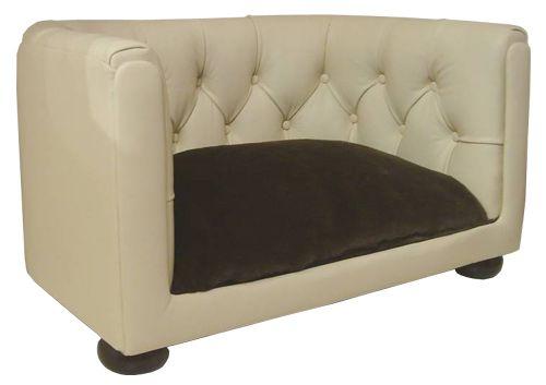 The Cavendish Leather Dog Bed Leather Dog Bed Dog Bed Dog Beds Uk