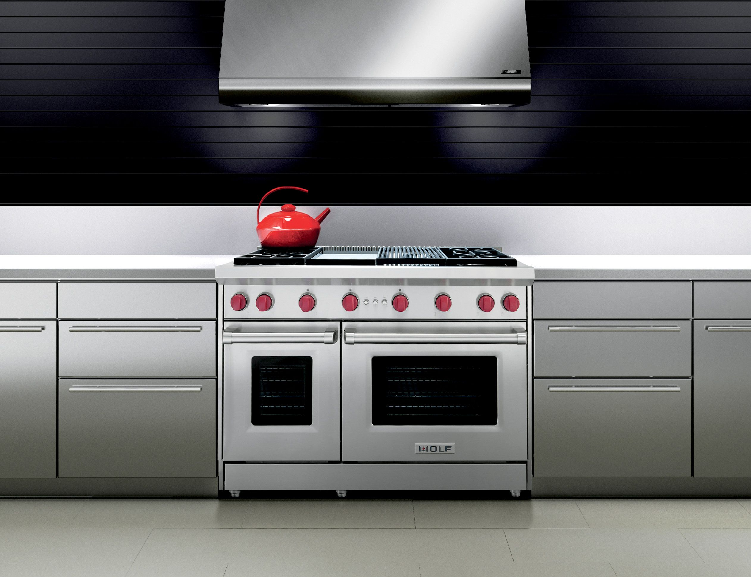 Cucina A Gas Wolf Guesswork Begone Newwolfgasranges Wolf Gas Ranges In 2019