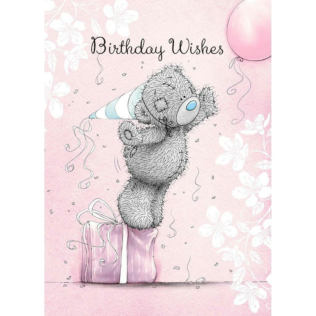 Pin By Darlene Klingensmith On Tatty Teddy Tatty Teddy Happy Birthday Greetings Teddy Pictures