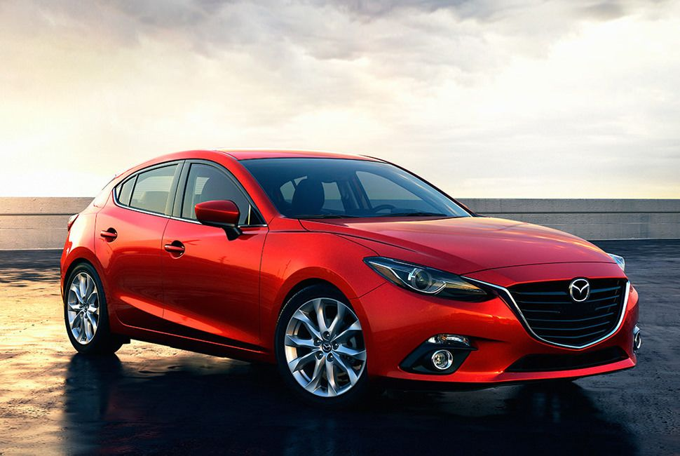 The 25 Best Cars Under 50 000 In 2017 Mazda 3 Hatchback