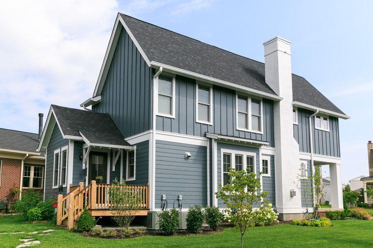 Cape Charles Dream House Exterior House Siding House Exterior